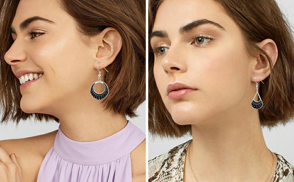 rbg earrings