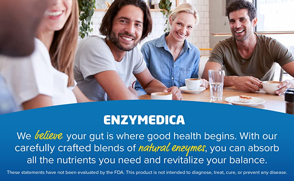 We believe your gut is where good health begins.