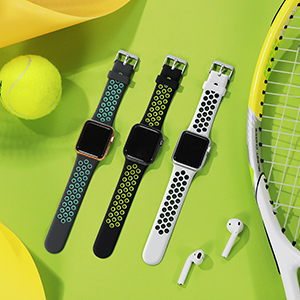 iwatch band silicone