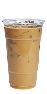 24 oz plastic cups