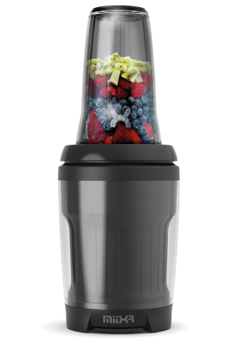 Miixr x7 nutri smoothie blender for bullet smoothies and magic shakes