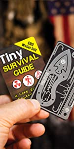 dvd training survivor man les stroud ready man survival cards wallet ninja edc every day carry sere