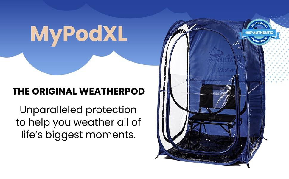 Under the Weather MyPod XL