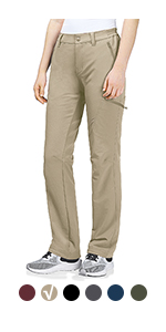 Women's Stretchy Hiking Pants