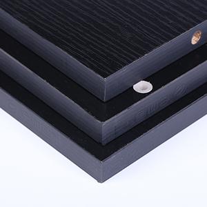 black monitor riser