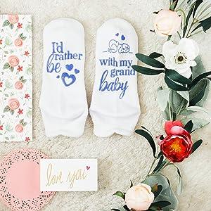 grandbaby socks