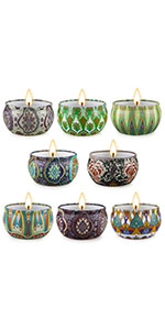 candle set gifts