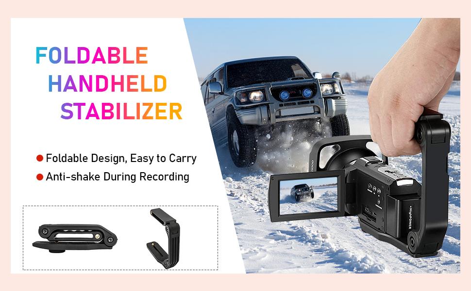 ideo Camera Camcorder