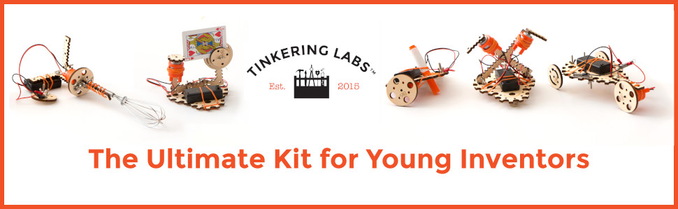 Tinkering Labs The Ultimate Kit for Young Inventors