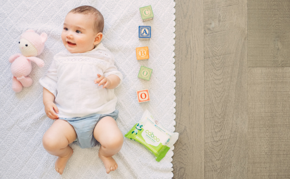 caboo tree free bamboo baby wipes paraben free