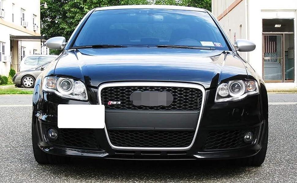 Audi A4 2005 2006 2007 2008 Front Number Plate Holder