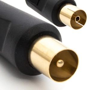 Premiumx 3m Basic Line Tv Antennenkabel Elektronik