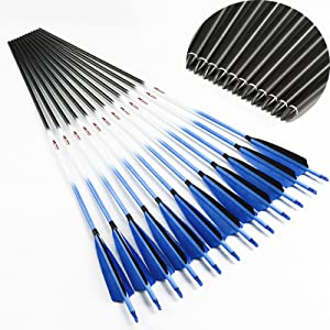 Linkboy Arrows Blue Shaft