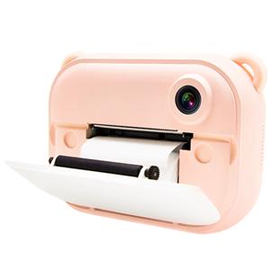 Zero-ink Instant Printing Kids Camera