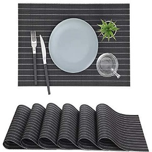 6 set of placemats