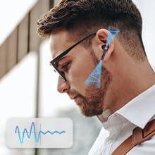 soundpeats auriculares bluetooth 5.0 inalámbricos deportivos earbuds manos libres earbuds earpods