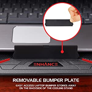 laptop cooling pad stand