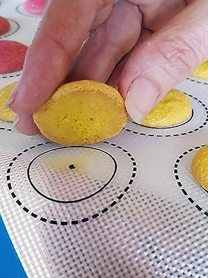 macaron silicone baking mats macaroon baking supplies