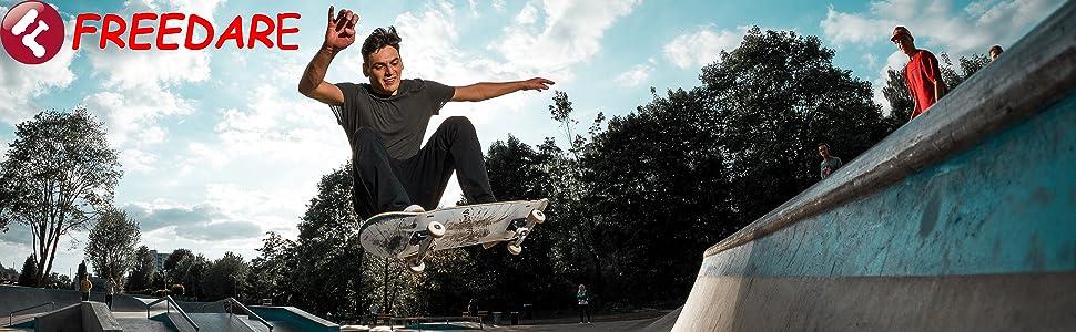 freedare skateboard