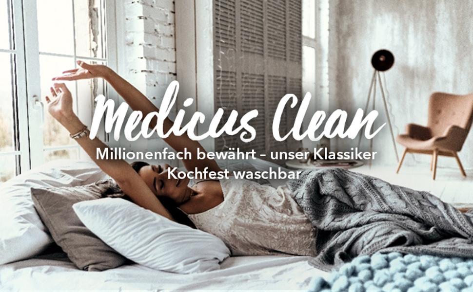 medicus clean kissen