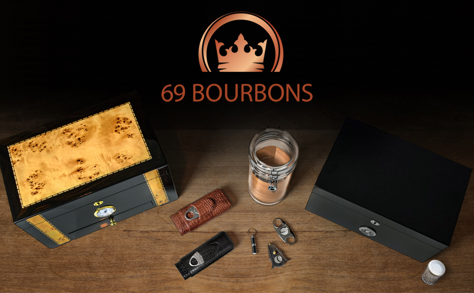 69 Bourbons Products