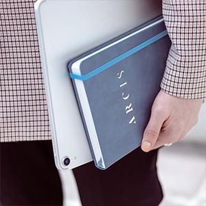 Arcis Luxury Gift Brand journal writing paper