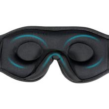 3D bluetooth eye mask sleep headphones