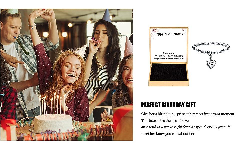 Birthday Gifts Bracelet