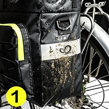 bike bag bike panniers pannier bag waterproof panniers