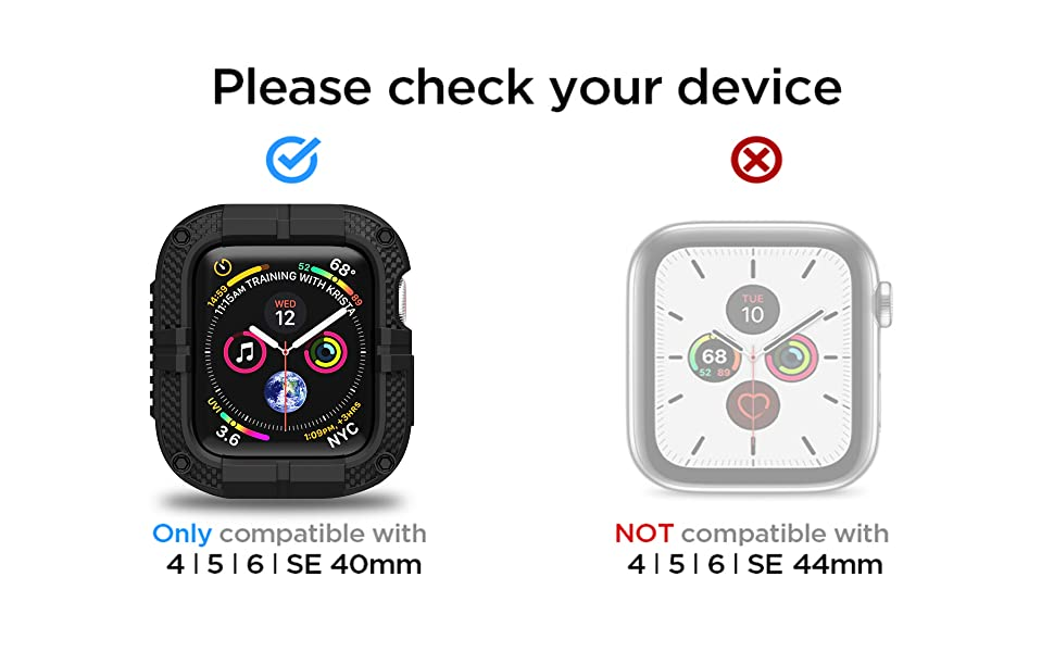 Protective Band for apple watch 40mm