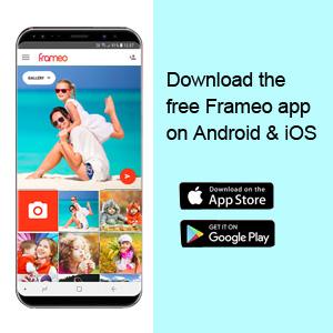 Frameo app