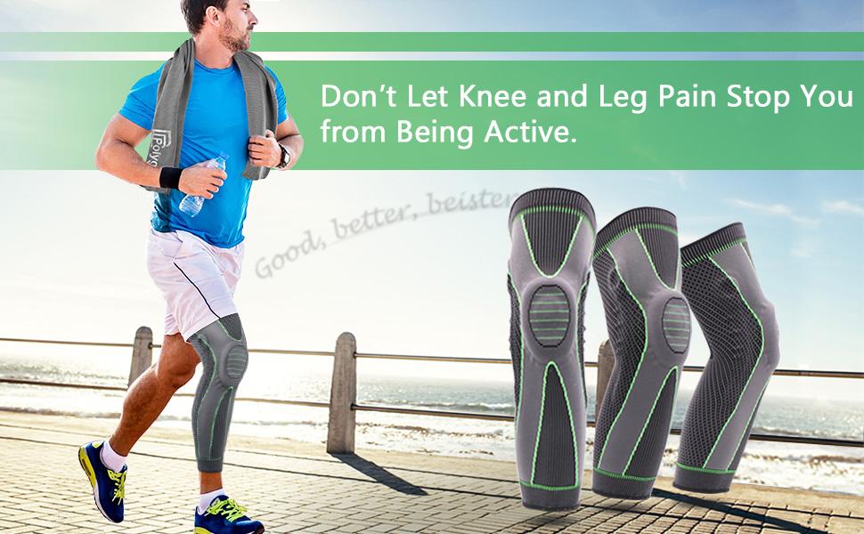 long knee sleeves