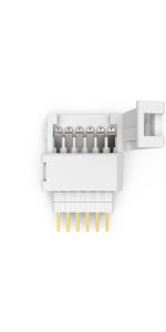 6-Pin to Cut-End Connector