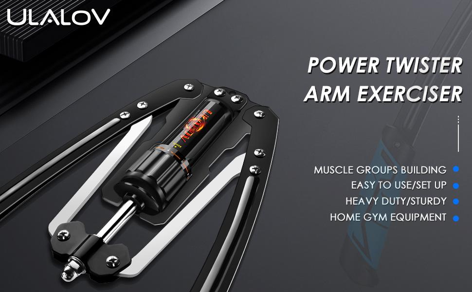 Power Twister Arm Exerciser