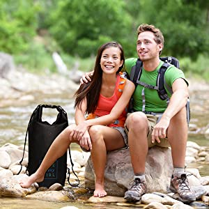 dry bag camping hiking outdoors waterproof carry
