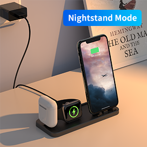 night stand for apple devices