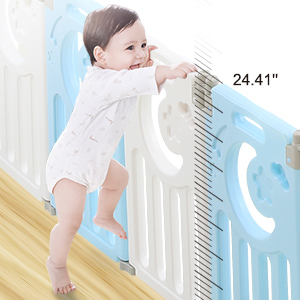 Baby Safety Fence Surprise offer Safety Fence Childrens Marine Ball Game Fence Baby Toddler Fence