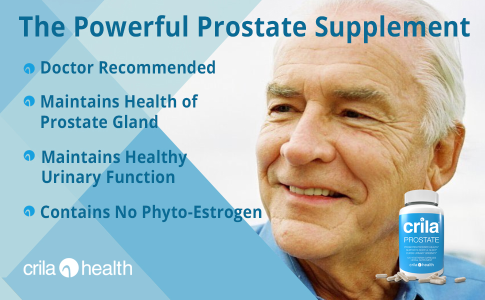 The Powerful Prostate Supplement