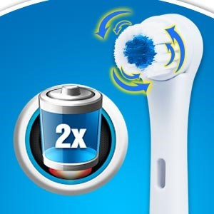 battery powered tooth brush
