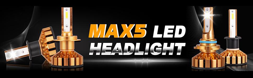 Led headlight H11