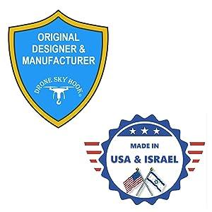 drone sky hook original designer and manufacturer made in USA