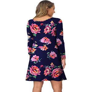 Well-made dress