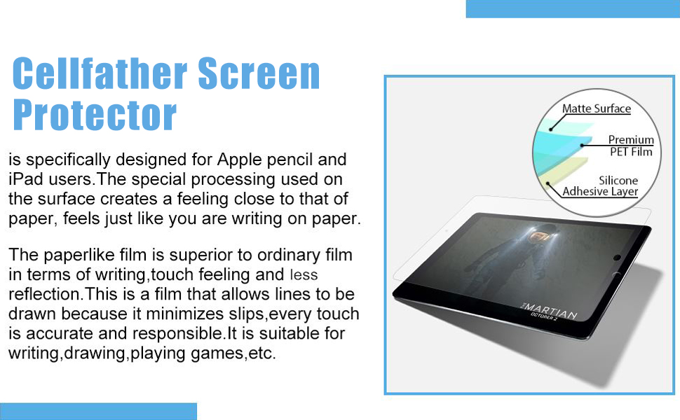 ipad tempered glass