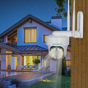 color night vision camera