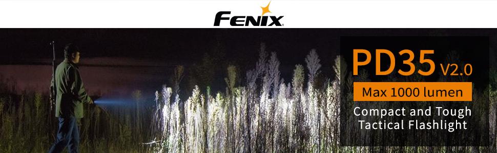 Fenix PD35 v2.0 Banner