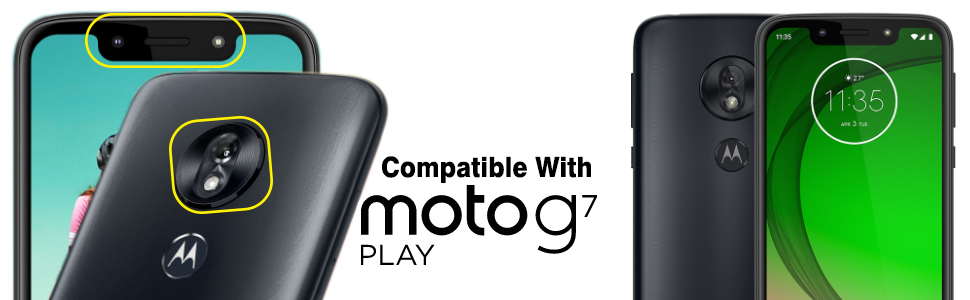 moto g7 play case