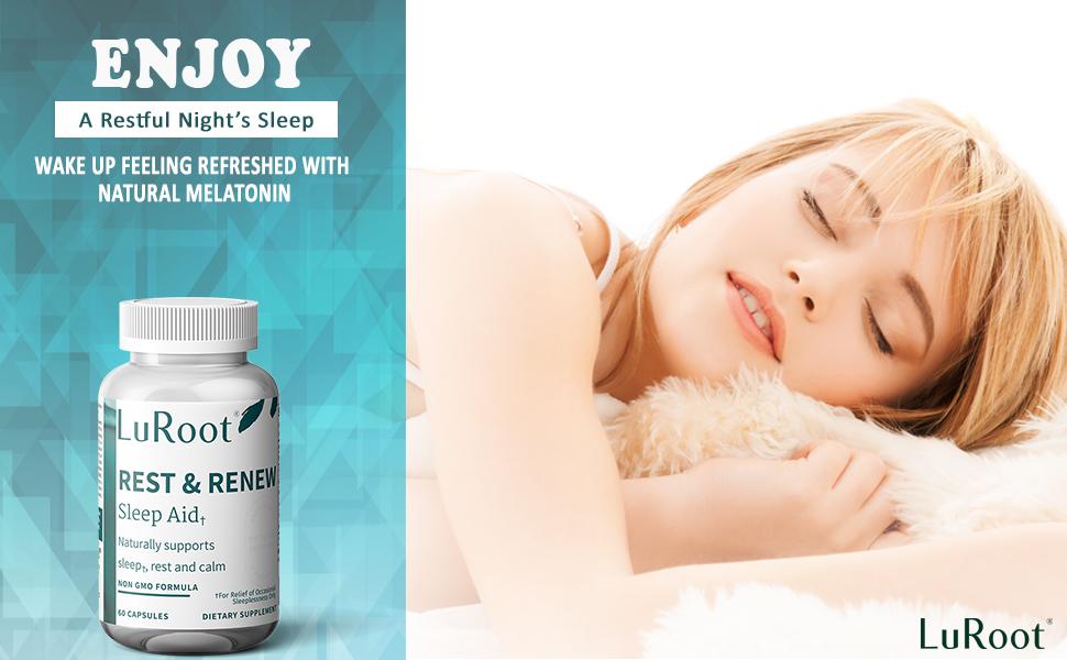 wake up sleep aid