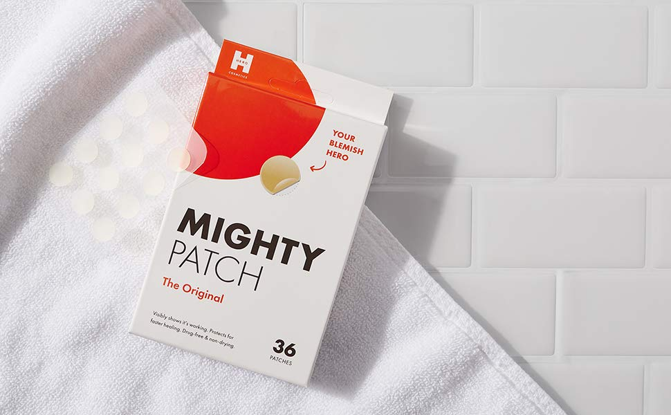 acne patch, pimple, zit patch, acne, skincare, mighty patch, blemish