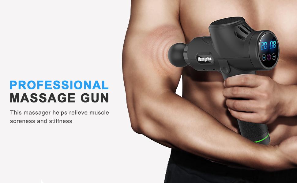 Amazon.com: Massage Gun, Deep Tissue
