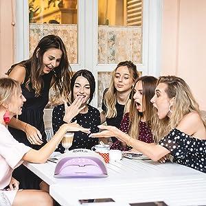 Parfait pour la fête des filles